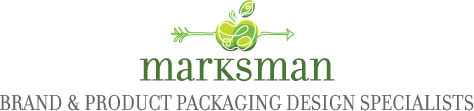 Marksman Brand Packaging Design Specialists